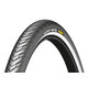 "Michelin Protek Max Bike Tire 28"", wire bead, Reflex black"